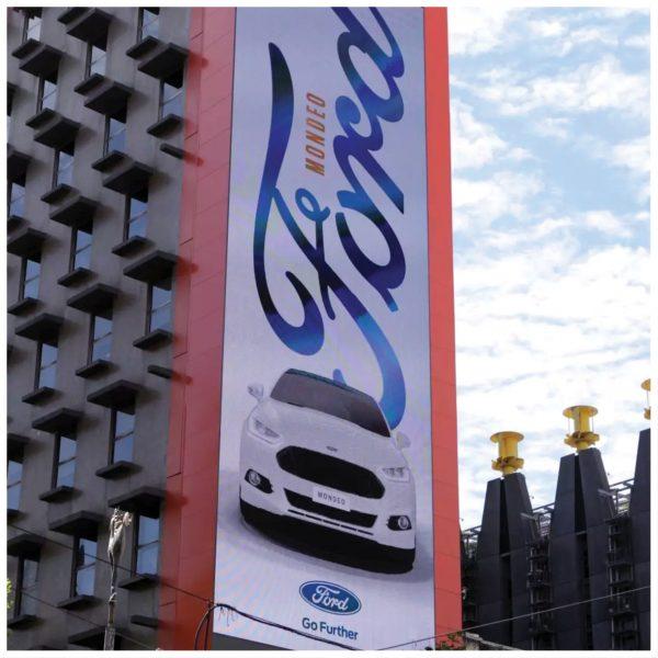 Responsive Billboard